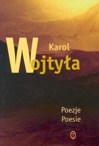 okładka Poezje Poesie, Książka | Wojtyła Karol
