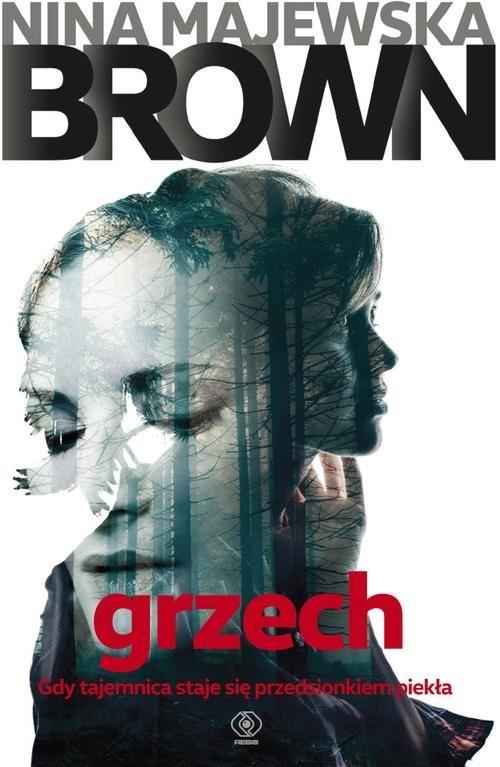 okładka Grzech, Książka | Majewska-Brown Nina
