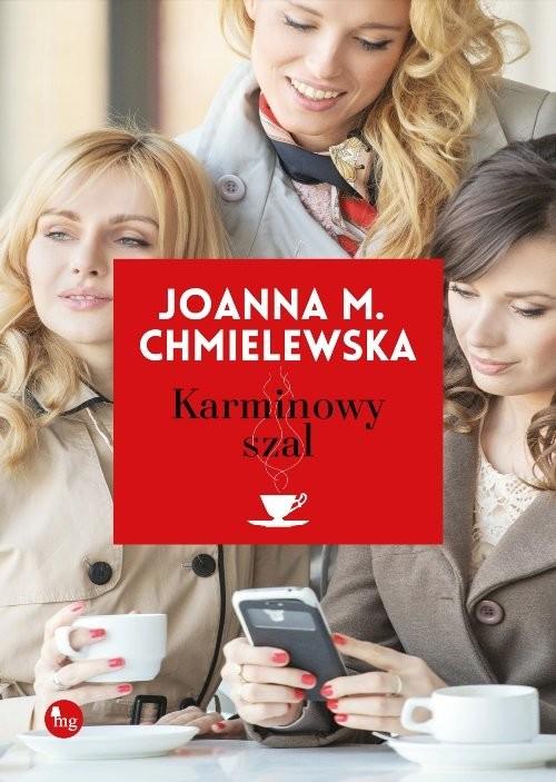 okładka Karminowy szalksiążka |  | Joanna M. Chmielewska