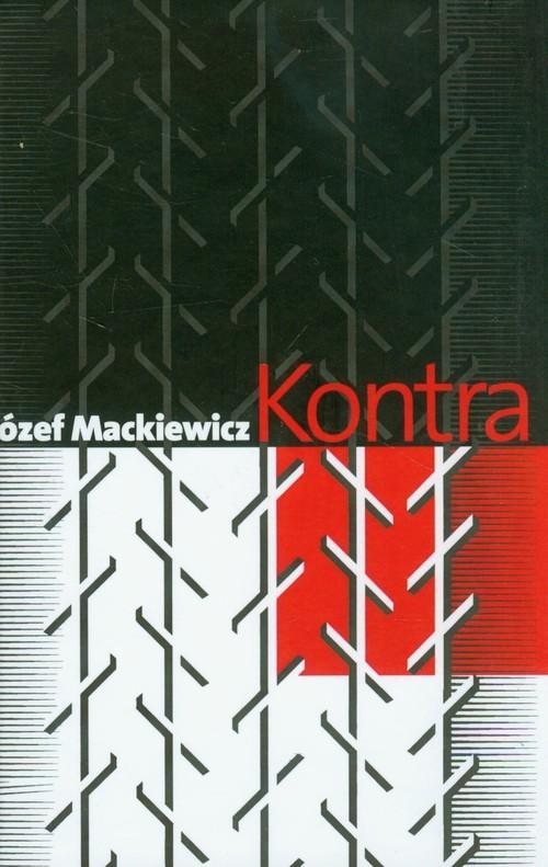 okładka Kontra, Książka | Mackiewicz Józef