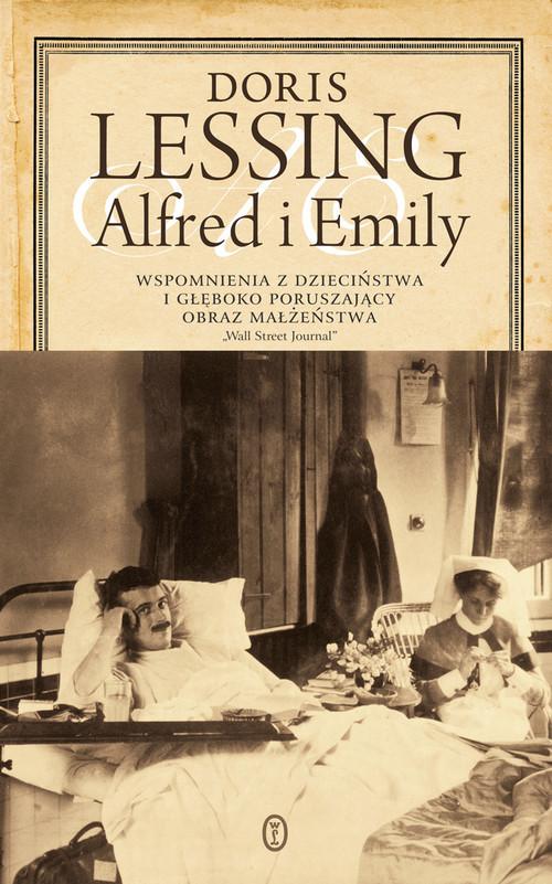 okładka Alfred i Emily, Książka | Lessing Doris