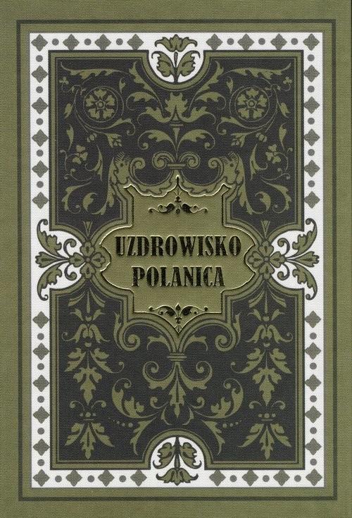 okładka Uzdrowisko Polanica, Książka   Hoffmann Georg