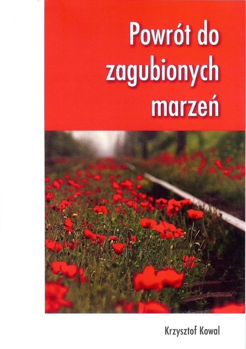 okładka Powrót do zagubionych marzeń, Książka | Kowal Krzysztof