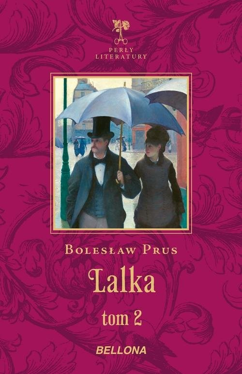 okładka Lalka Tom 2, Książka | Bolesław Prus
