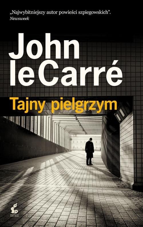okładka Tajny pielgrzym, Książka | John  le Carré