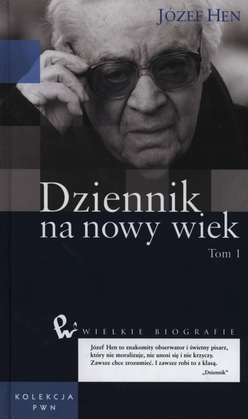 okładka Dziennik na nowy wiek Tom 1książka |  | Józef Hen