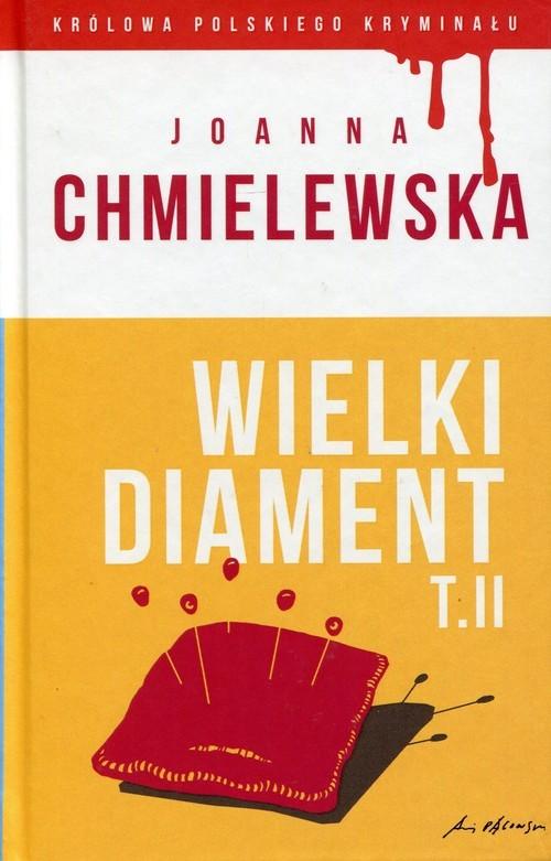 okładka Wielki diament Tom 2, Książka | Chmielewska Joanna