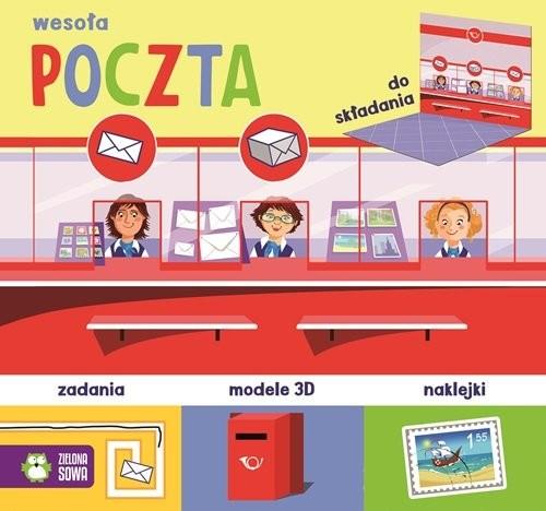 okładka Wesoła poczta, Książka | Praca Zbiorowa
