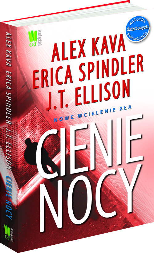 okładka Cienie nocy, Książka | Alex Kava, Erica Spindler, J.T.  Ellison