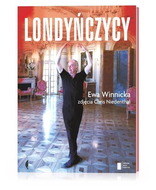 okładka Londyńczycy, Książka | Winnicka Ewa