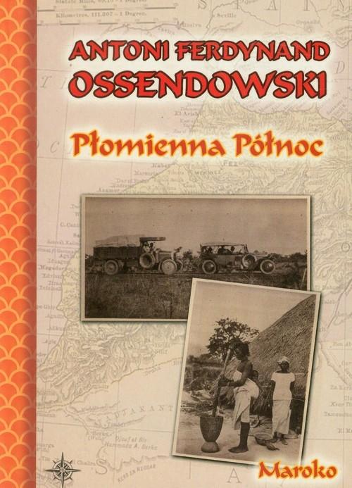 okładka Płomienna północ, Książka | Antoni Ferdynand Ossendowski