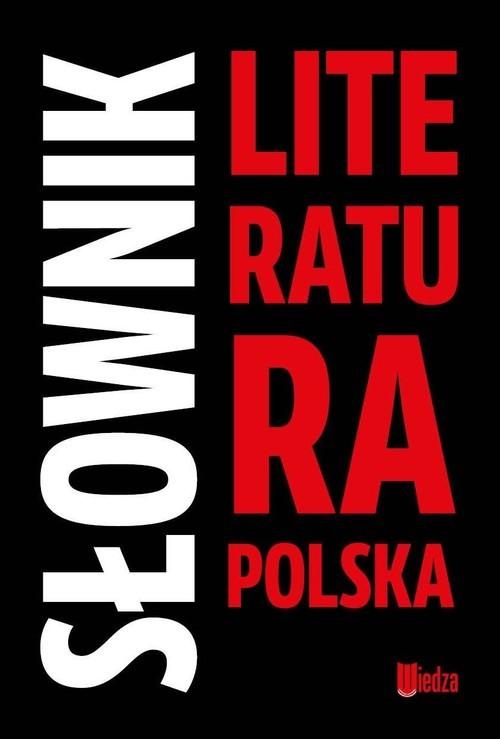 okładka Słownik Literatura polskaksiążka |  |