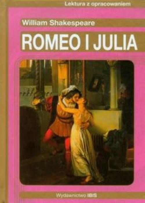 okładka Romeo i Julia, Książka | Shakespeare William