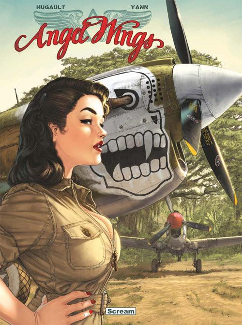 okładka Angel Wings, Książka |