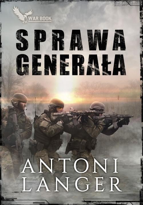 okładka Sprawa generałaksiążka      Antoni Langer