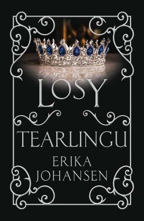 okładka Losy Tearlingu, Książka | Johansen Erika
