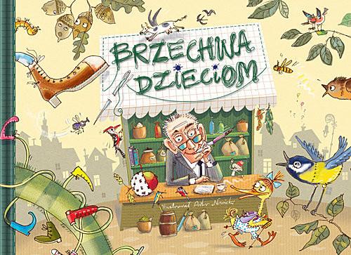 okładka Brzechwa dzieciom, Książka | Jan Brzechwa