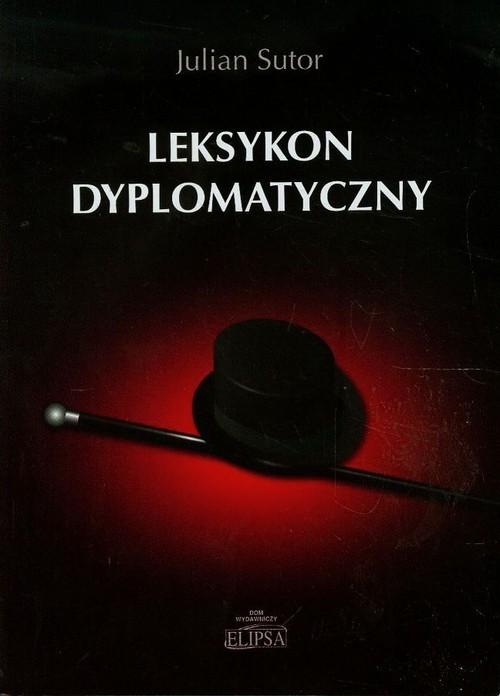 okładka Leksykon dyplomatyczny, Książka | Sutor Julian