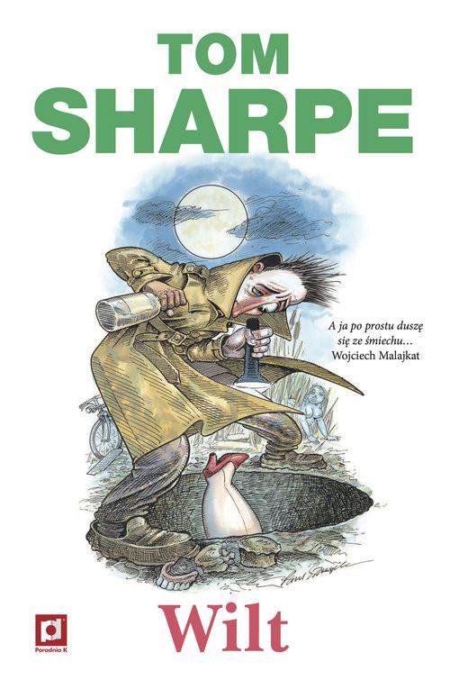 okładka Wiltksiążka |  | Sharpe Tom