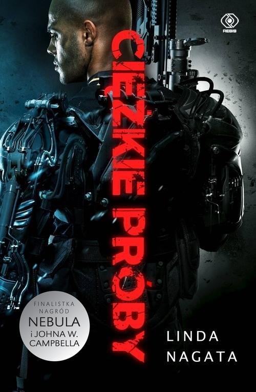 okładka Czerwień Tom 2 Ciężkie próby, Książka | Linda Nagata