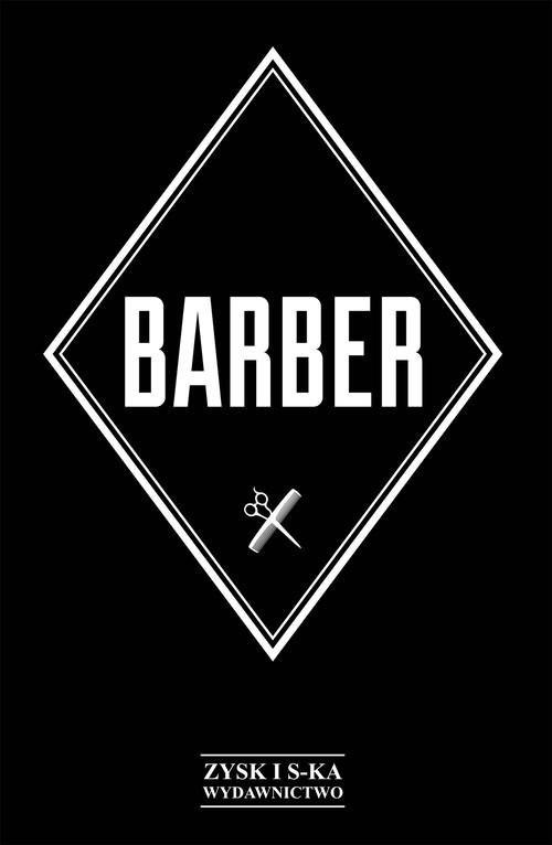 okładka Barber, Książka |
