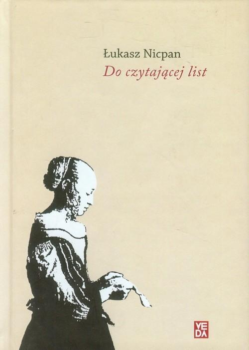 okładka Do czytającej list, Książka | Nicpan Łukasz