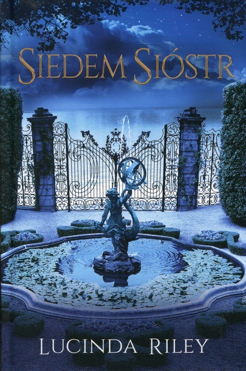 okładka Siedem sióstr, Książka | Lucinda Riley