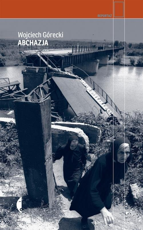 okładka Abchazja, Książka | Górecki Wojciech