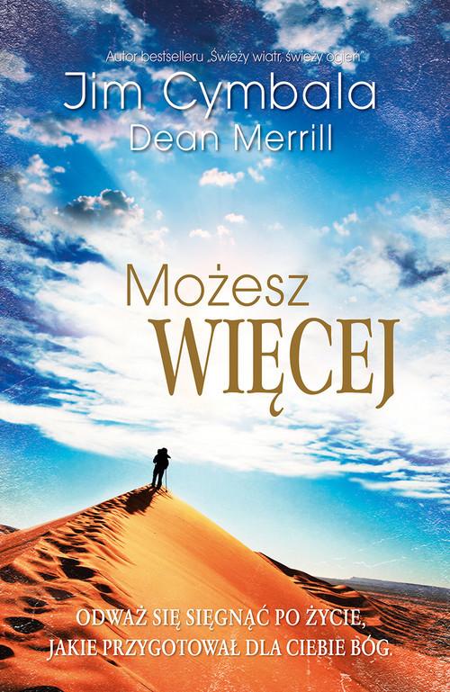okładka Możesz więcej, Książka | Jim Cymbala, Dean Merrill
