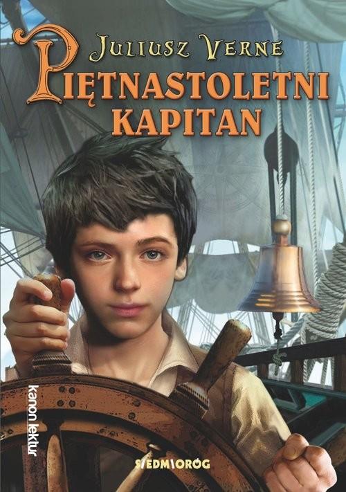 okładka Piętnastoletni kapitan, Książka | Verne Juliusz