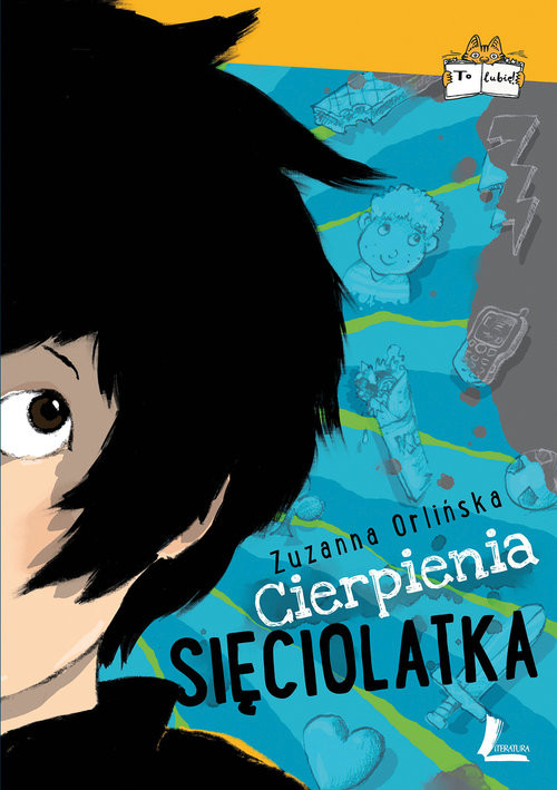 okładka Cierpienia sięciolatka, Książka | Orlińska Zuzanna