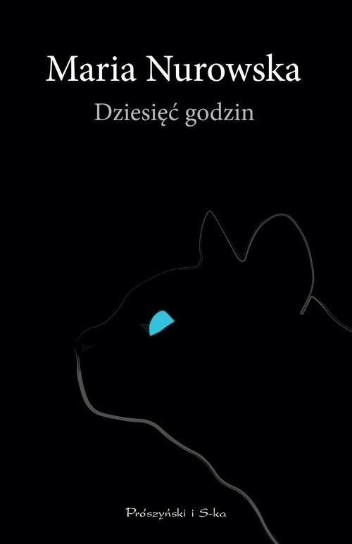 okładka Dziesięć godzin, Książka | Nurowska Maria