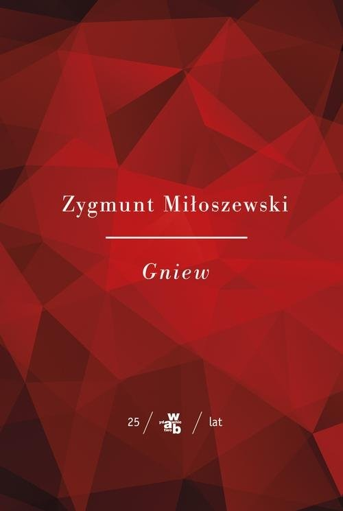 okładka Gniewksiążka      Miłoszewski Zygmunt