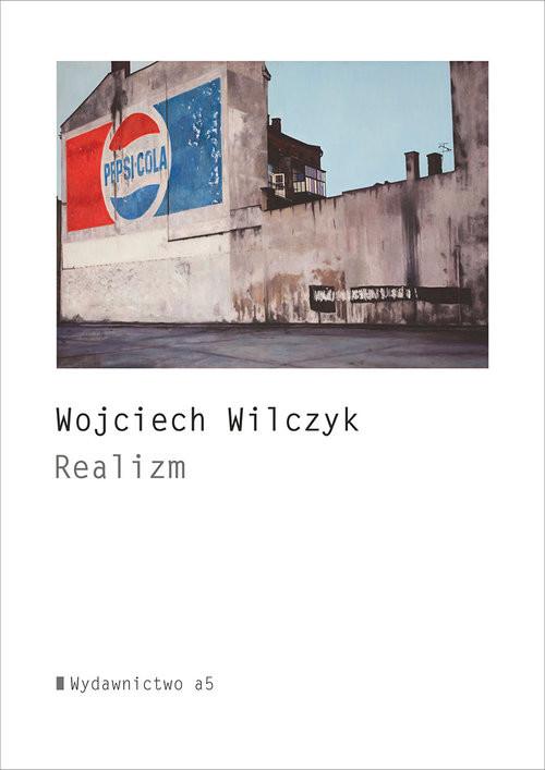 okładka Realizm, Książka | Wilczyk Wojciech