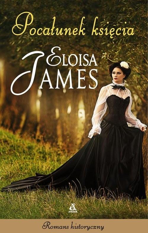 okładka Pocałunek księcia, Książka | James Eloisa