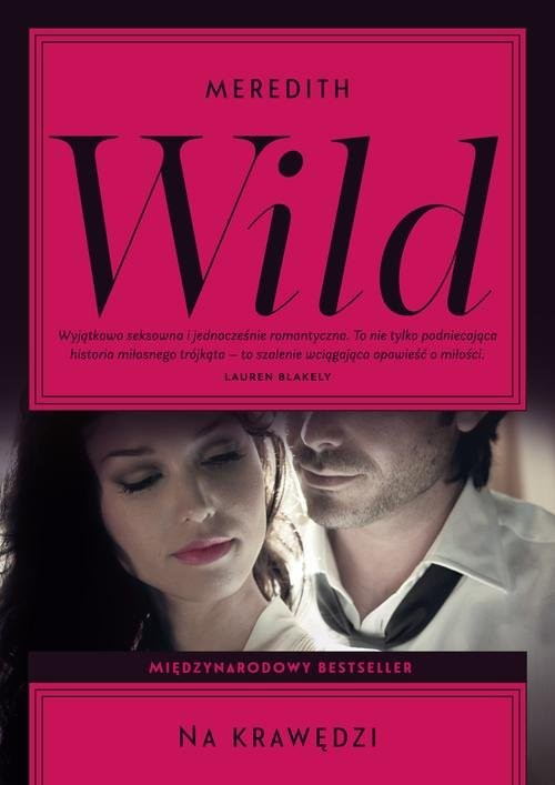 okładka Na krawędzi, Książka | Wild Meredith