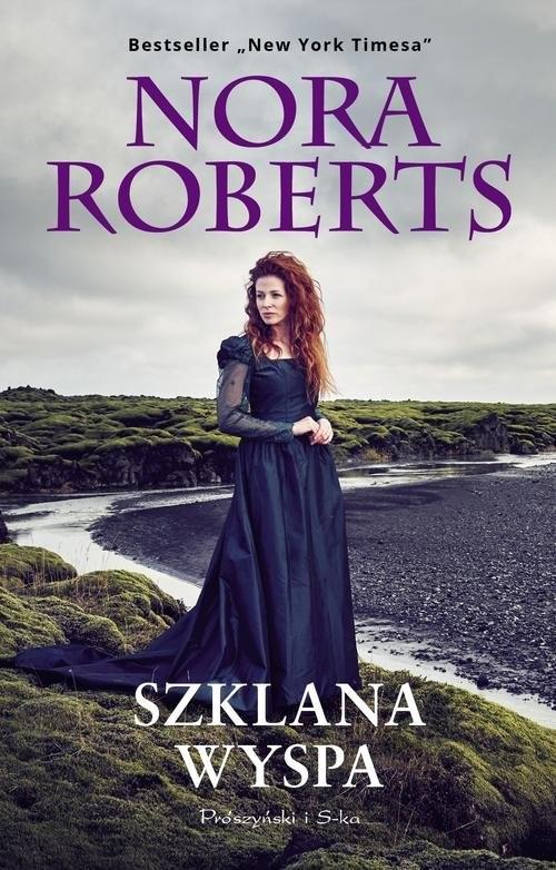 okładka Szklana wyspa, Książka | Roberts Nora