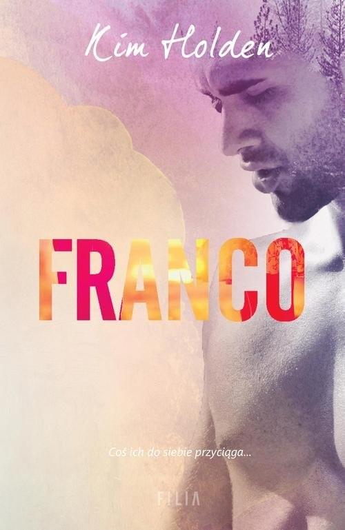 okładka Franco, Książka | Holden Kim