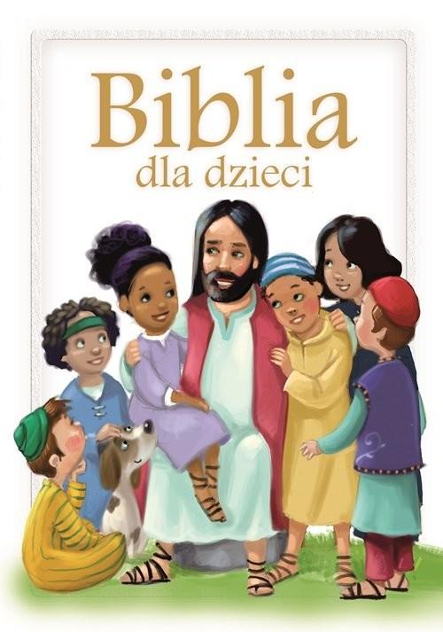 okładka Biblia dla dzieci, Książka  
