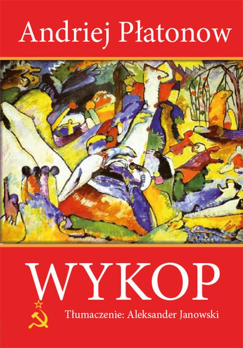 okładka Wykop, Książka | Płatonow Andriej