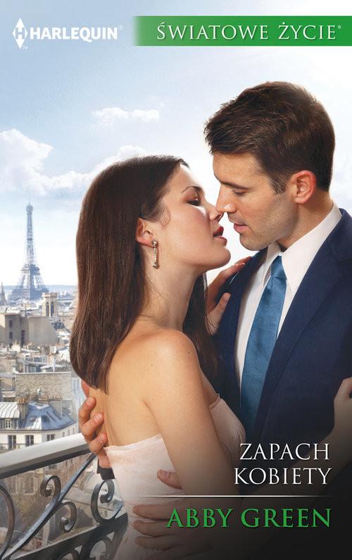 okładka Zapach kobiety, Książka | Green Abby