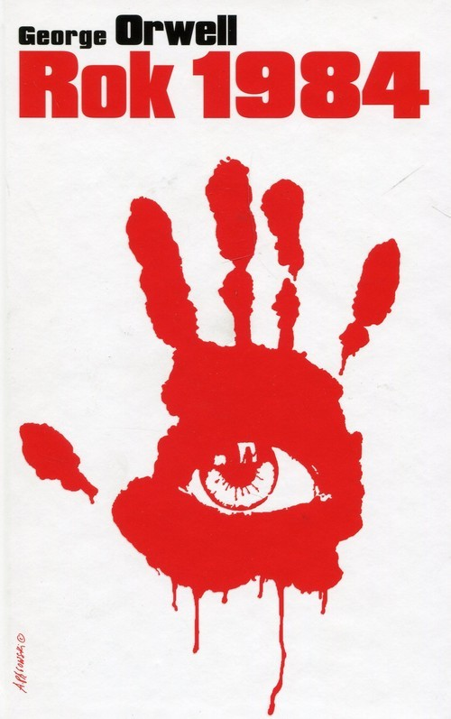 okładka Rok 1984książka      George Orwell