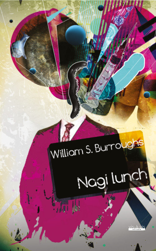 okładka Nagi lunchksiążka |  | William S. Burroughs