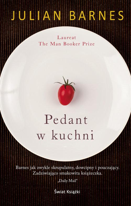 okładka Pedant w kuchni, Książka | Barnes Julian