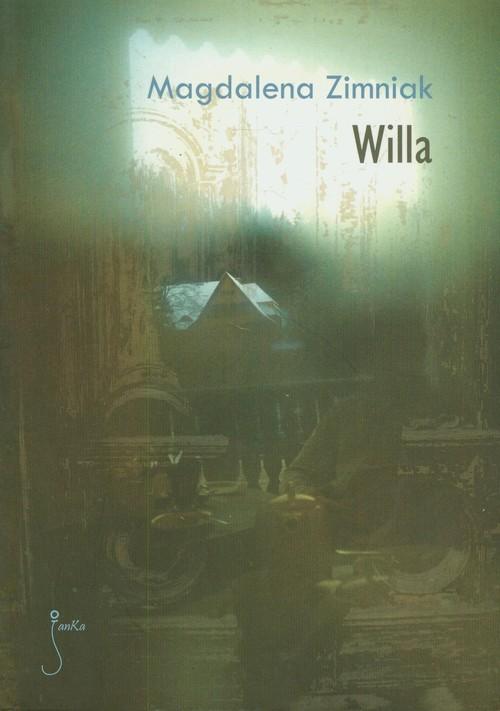 okładka Willa, Książka | Zimniak Magdalena