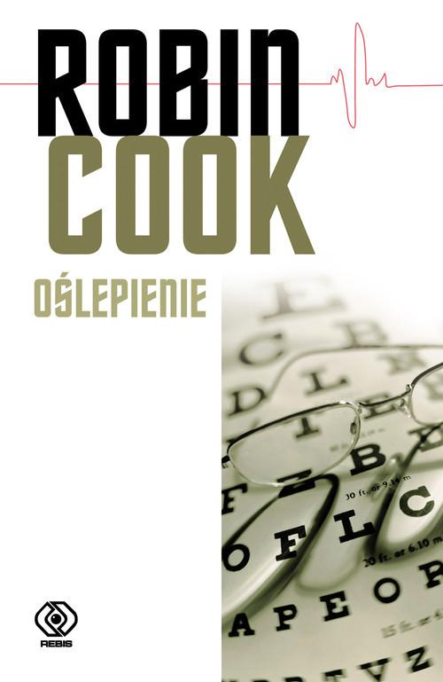 okładka Oślepienie, Książka | Cook Robin