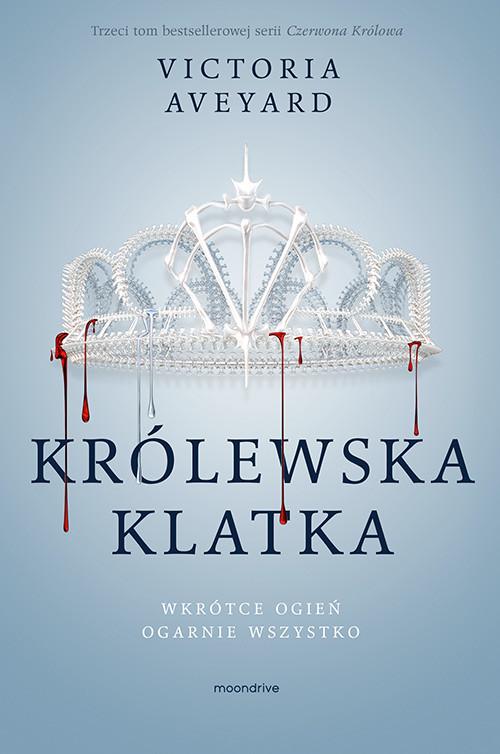okładka Królewska klatka, Książka | Victoria Aveyard