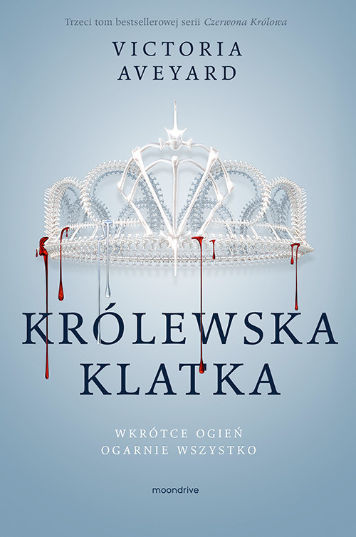 okładka Królewska klatka, Książka | Aveyard Victoria