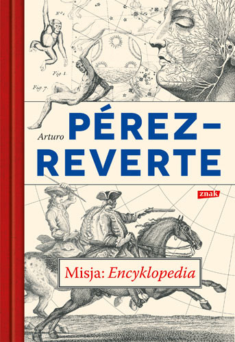 okładka Misja: Encyklopedia, Książka | Perez-Reverte Arturo
