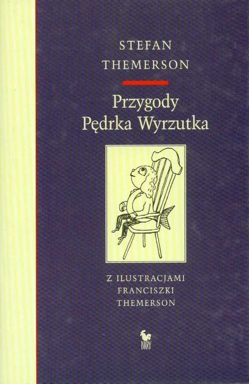 okładka Przygody Pędrka Wyrzutka, Książka | Themerson Stefan